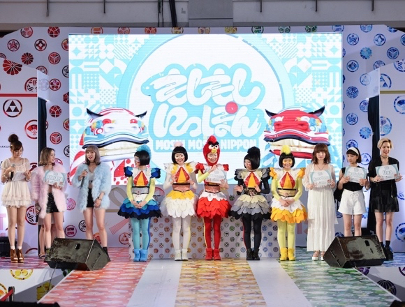 Event Review! MOSHI MOSHI NIPPON FESTIVAL 2015 in BANGKOK