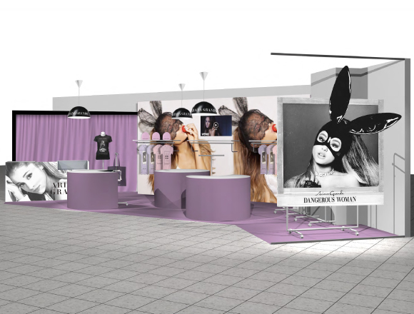 65457b21 Japan's first collaboration with Ariana ー Get ready for