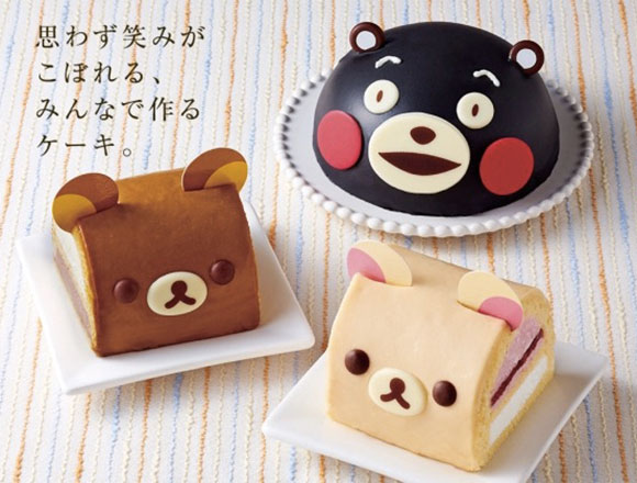 Japanese Christmas Cake.Japanese Convenience Store Christmas Cakes Are Cuter Than