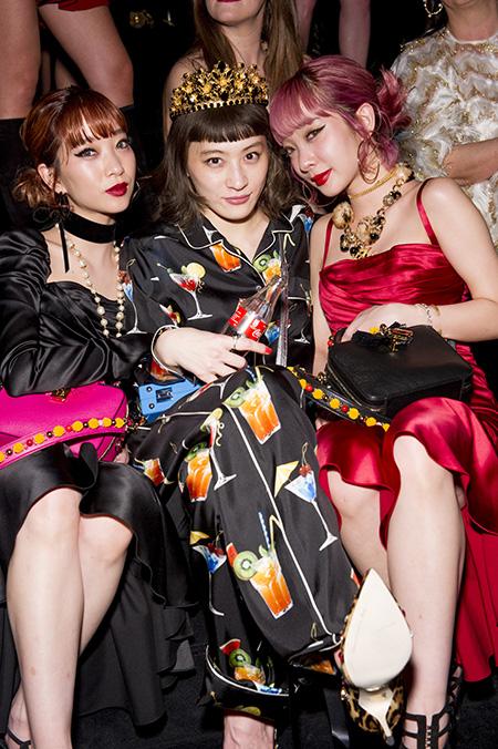 Dolce&Gabbana Dancing Queen party febb 17 (72)