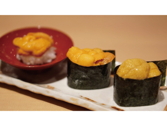 Enjoy Japanese Sea Urchin To Your Heart S Content Hokkaizushi