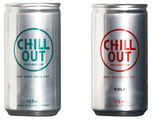 CHILL OUTオリジナル&コーラ