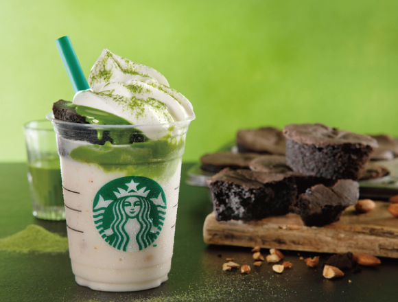 Starbucks Coffee Japan will release a rich tasted Chocolate Cake