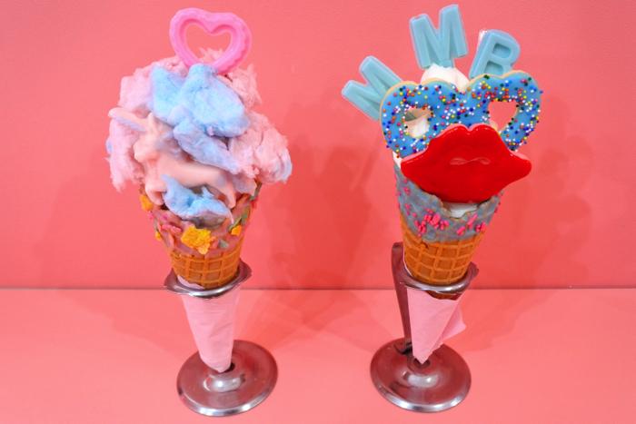 photogenic Edy's icecream Harajuku