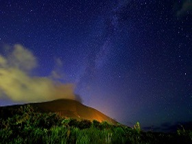 Visit Hachijojima Island for hot springs and stargazing with