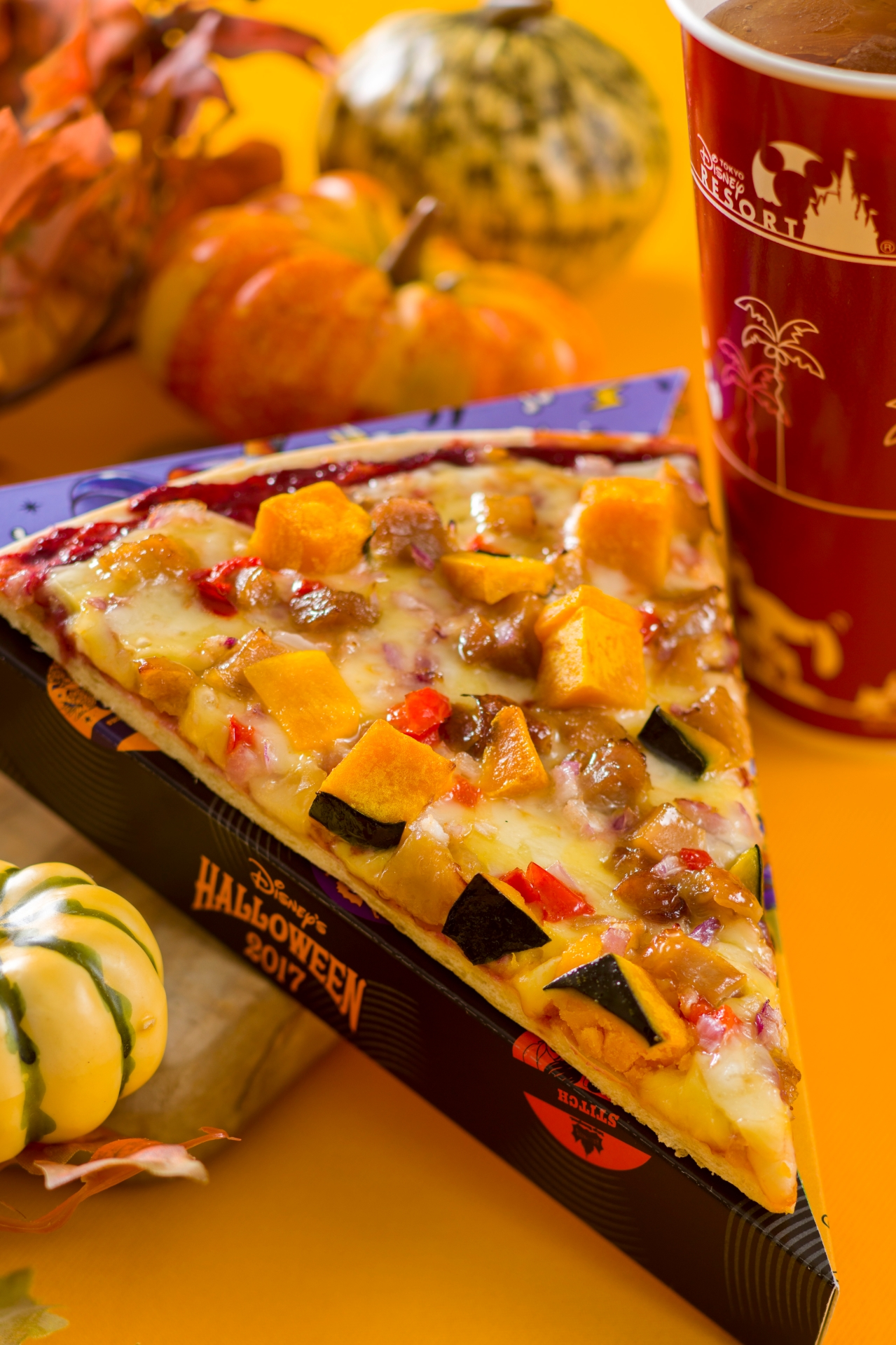 """limited edition """"disney halloween"""" food & merch to be sold at tokyo"""