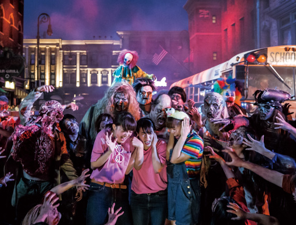 Halloween Horror Nights 2020 Japan Are you brave enough to face the Halloween Horror Night at