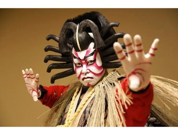"""歌舞伎""""を体験する講座「歌舞伎..."""