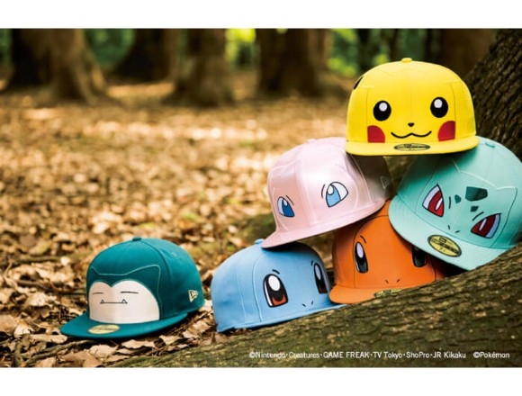 d4c0dec1ac220 New Era release new caps with Pokémon designs! | MOSHI MOSHI NIPPON ...