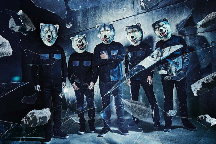 MAN WITH A MISSION's new song becomes theme song for drama  Song to