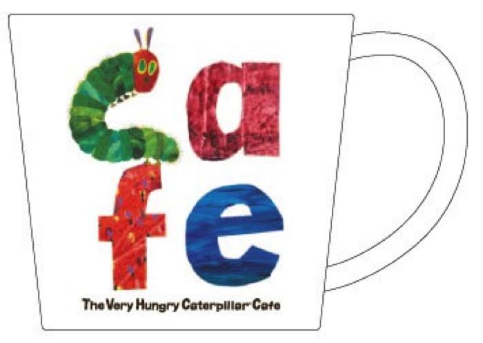 カフェ限定マグカップイメージ
