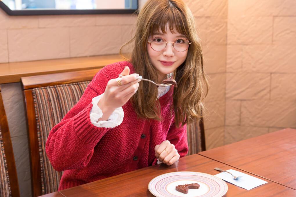 村田倫子、巧克力蛋糕專賣店KEN'S CAFE TOKYO