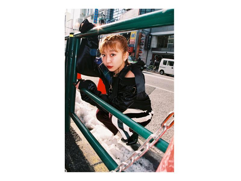 Babyraids Japan  Rikako Ōya's #OOTD