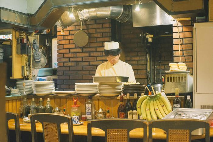 "【Tokyo Stroll】""café Benisica"" Yurakucho"