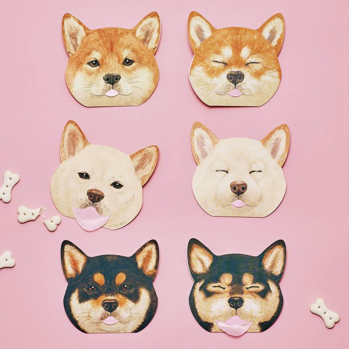 フェリシモ 柴犬