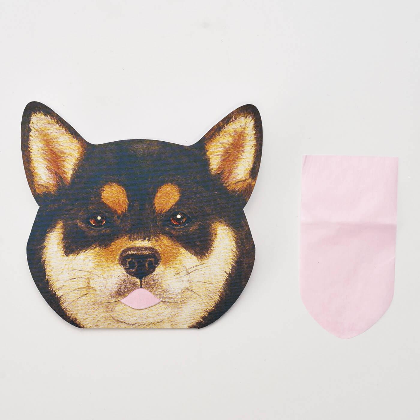 フェリシモ 柴犬4