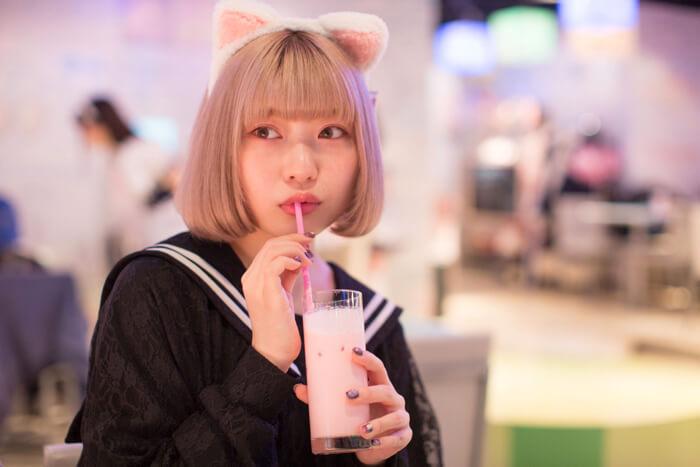 【もしフェス2018/渋谷キャスト】初出展のメイドカフェ「めいどりーみん」の人気サービスを古関れんが案内