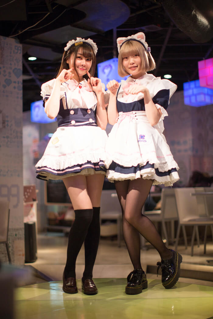 "MMN Festival 2018 – SHIBUYA CAST: Ren Koseki Visits Japan's No.1 Maid Café ""Maidreamin"" Famous for Instagram-Worthy Animal Parfait"