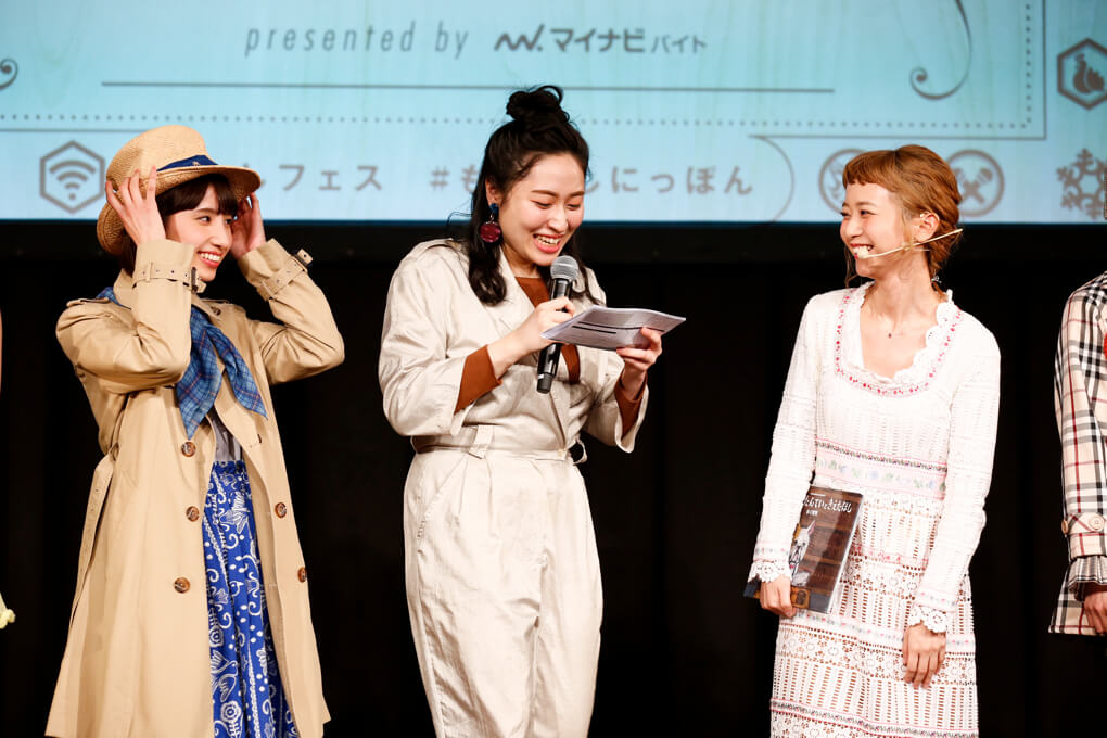 "MMN Festival 2018 Report: Natsume Mito Produces and Performs First Show ""Tobidase! Picture Book Show 〜Storytime With Natsume Mito〜"""