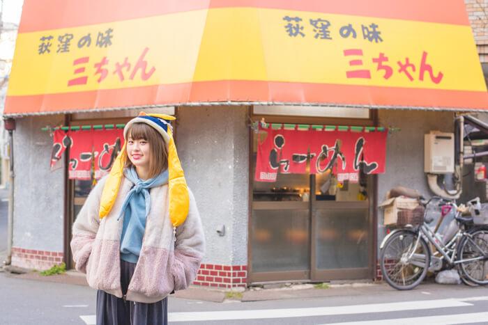 【東京さんぽ】やのあんな アニメ『輪るピングドラム』聖地巡礼
