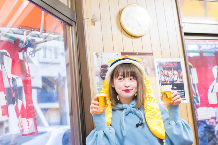 """【Tokyo Stroll】Anna Yano Visits Famous Sites From """"Penguindrum"""" Anime Series"""