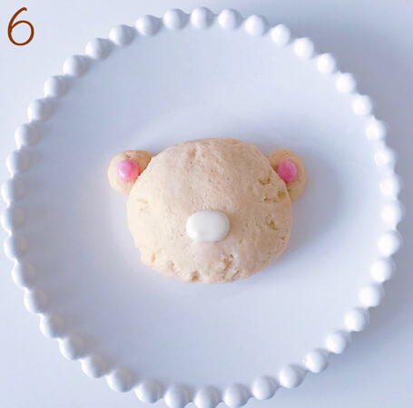 Kaoriさん レシピ コリラックマスコーン6