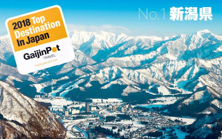 日本の観光資源ランキング「Top 10 Japan Travel Destinations For 2018」