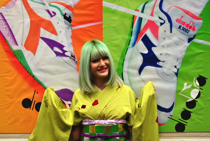Let's wear a kimono and enjoy Harajuku! 7 recommended photo spots in Ura-Harajuku  MOSHI MOSHI BOX   MOSHI MOSHI kimono salon