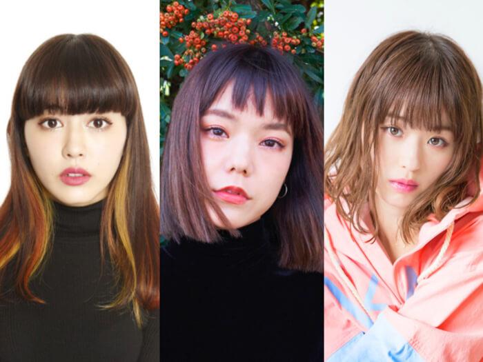 Yuri Suganuma , Mei Nagasawa , Anna Yano