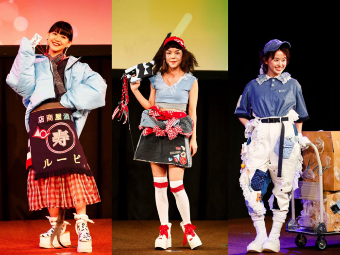 MOSHI MOSHI NIPPON FESTIVAL 2018 マイナビバイトステージ