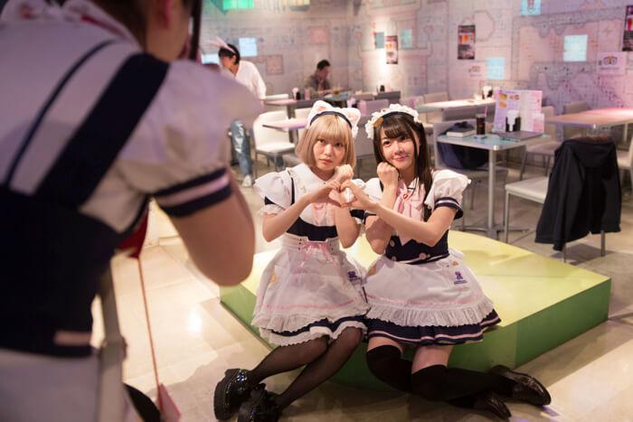 "MMN Festival 2018 – SHIBUYA CAST: Ren Koseki Visits Japan's No.1 Maid Café ""Maidreamin"" Famous for Instagram-Worthy Animal Parfait"