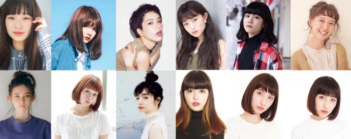Natsume Mito, Yuri Suganuma, Ema Tanioku, Eri Tanioku, Aino Kuribayashi, Chie Tsuji, Abe Akari, Saki Shibata, Rinko Murata, Manaka Arai, Alice Ikeda