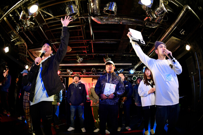 MOSHI MOSHI NIPPON FESTIVAL 2018 24 WREP BATTLEFIELD礼物
