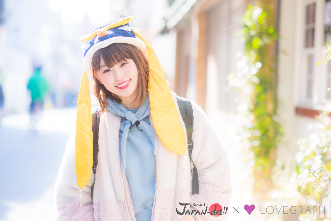 "【Tokyo Stroll】Anna Yano Visits Famous Sites From ""Penguindrum"" Anime Series"