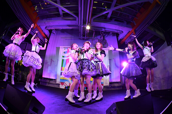 MOSHI MOSHI NIPPON FESTIVAL 2018 25日愛乙女☆DOLL