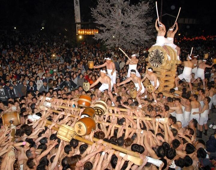 岐阜県飛騨市で400年の伝統を繋ぐ「古川祭」2