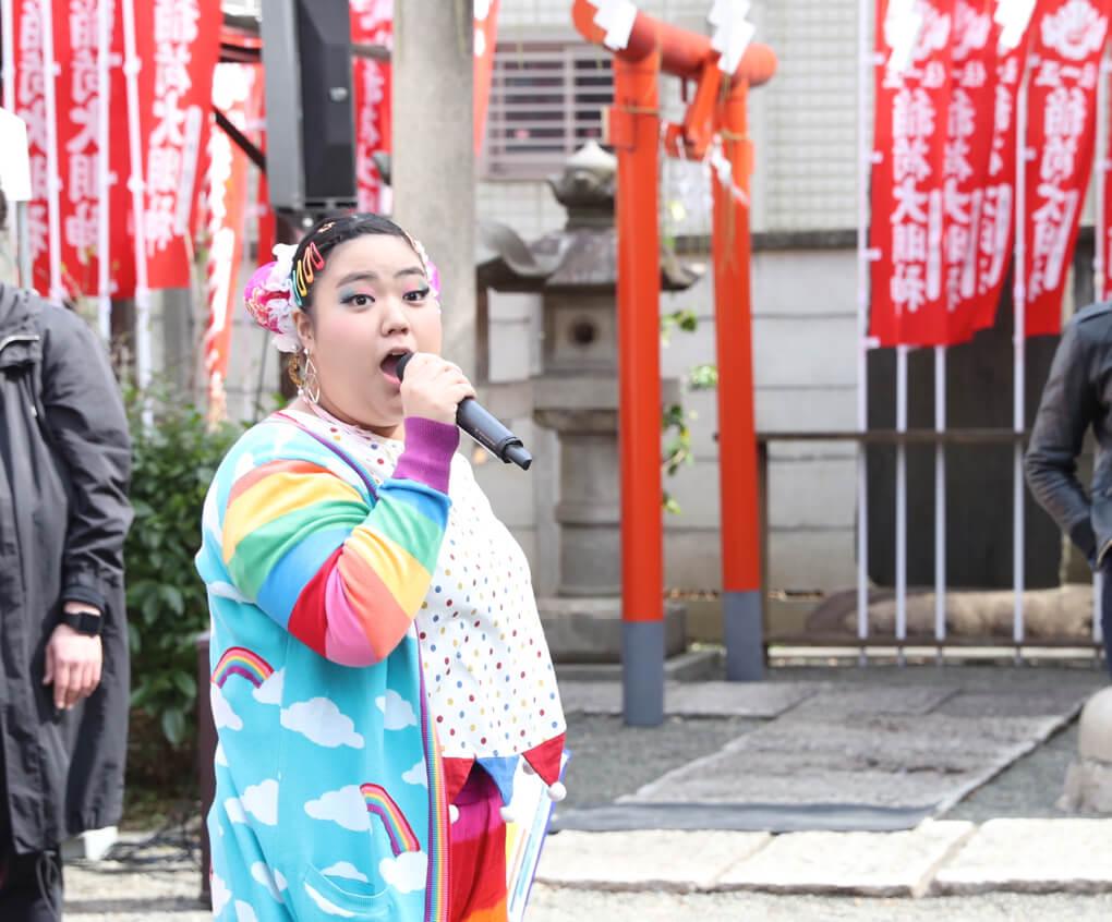 MOSHI MOSHI NIPPON FESTIVAL Onden Shrine
