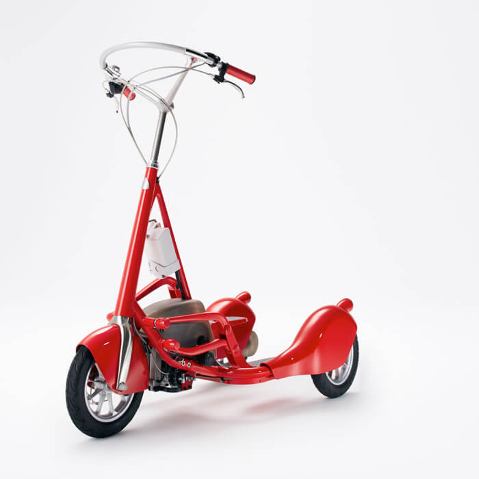 「walking bicycle」表参道店がレンタルサービス開始
