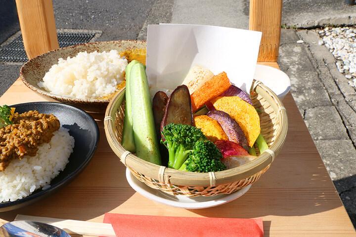 鎌倉野菜 素揚げ