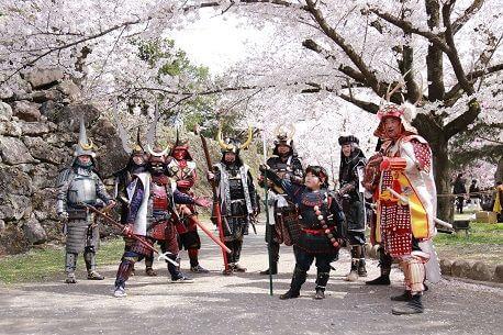信州小諸「桜まつり」