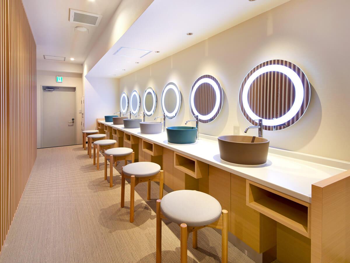 カプセルホテル「Smart Stay SHIZUKU」京都3