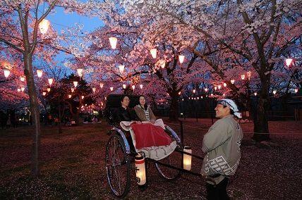 信州小諸「桜まつり」4