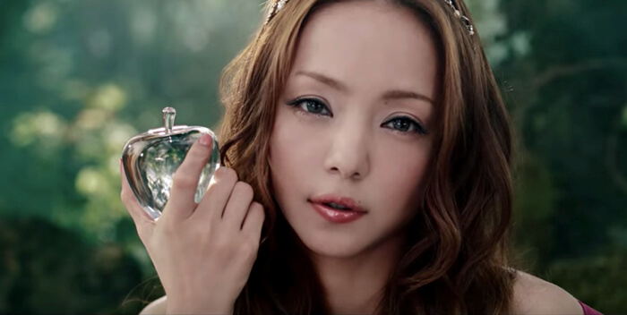 安室奈美恵 KOSÉ CM  NAMIE AMURO×KOSÉ ALL TIME BEST Project