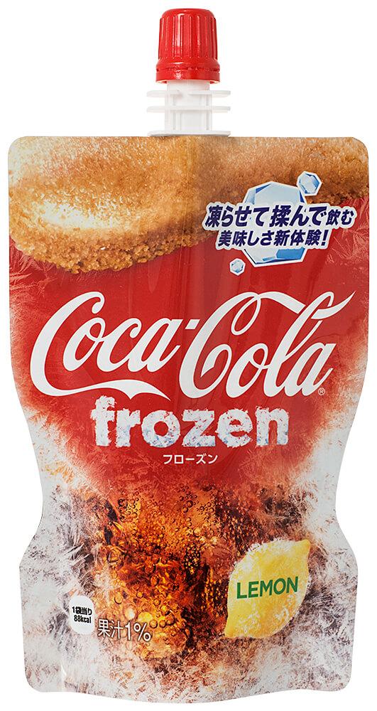 コカコーラ フローズンレモン2