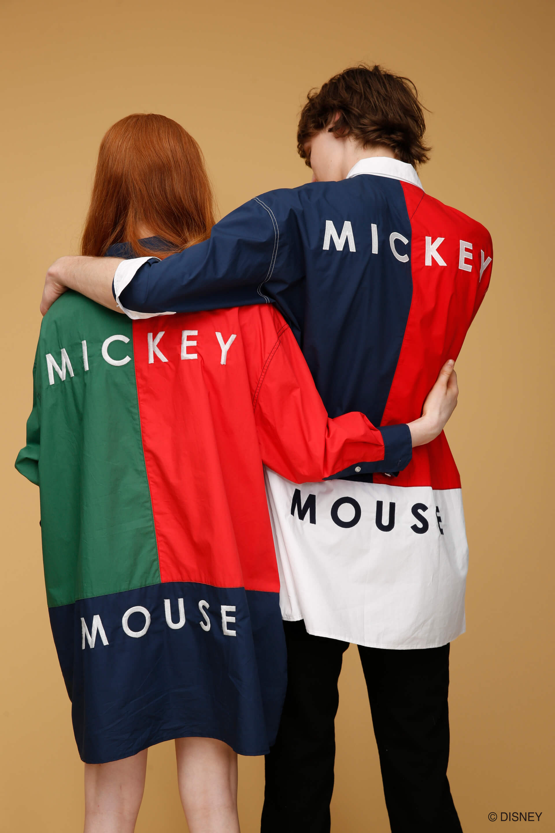 Disney SERIES CREATED by MOUSSY2