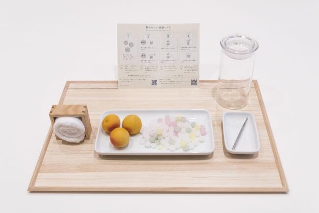 チョーヤ梅酒、世界初の梅体験専門店「蝶矢」を京都市内にオープン キット