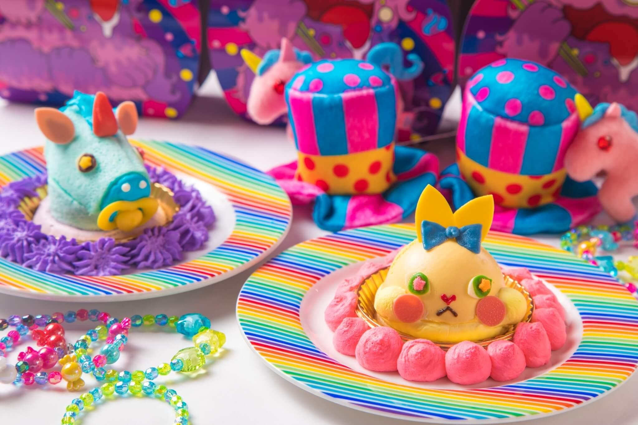 Resultado de imagen para kawaii monster cafe harajuku