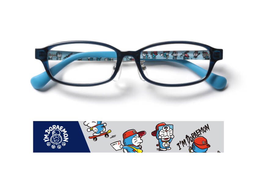 I'm Doraemon メガネフレーム6