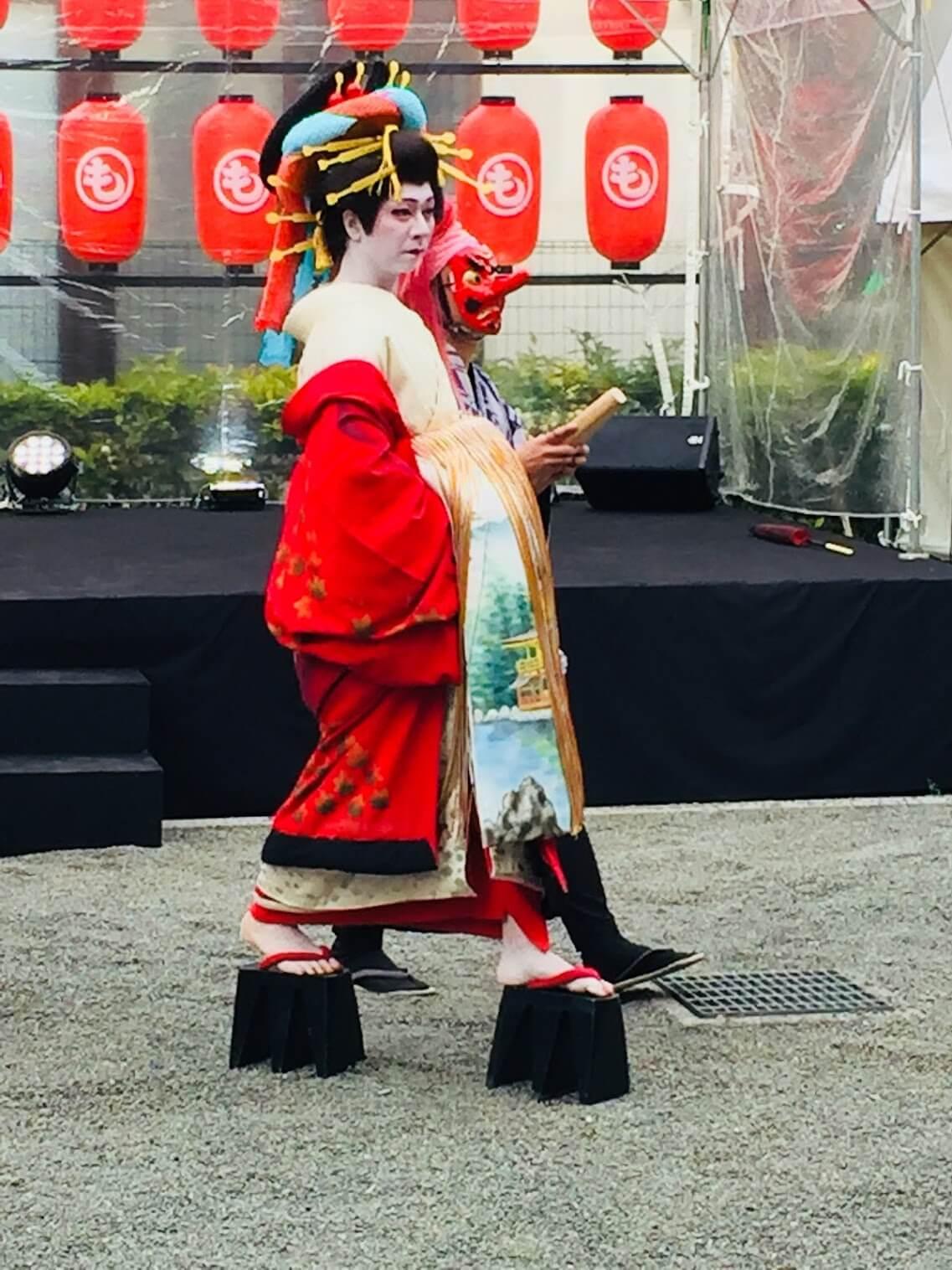 MOSHI MOSHI NIPPON FESTIVAL 隠田神社