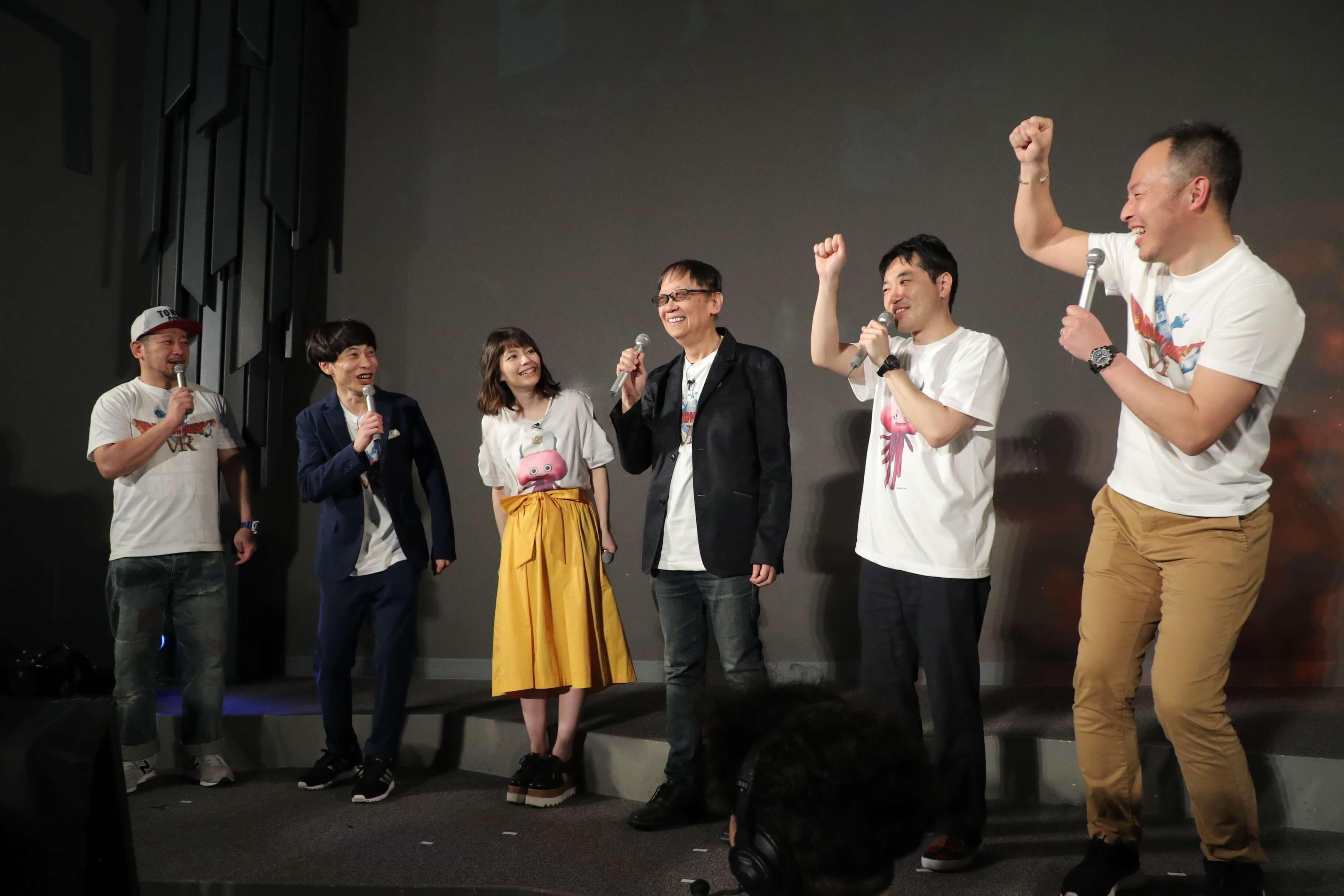Experience VR Dragon Quest at VR ZONE SHINJUKU